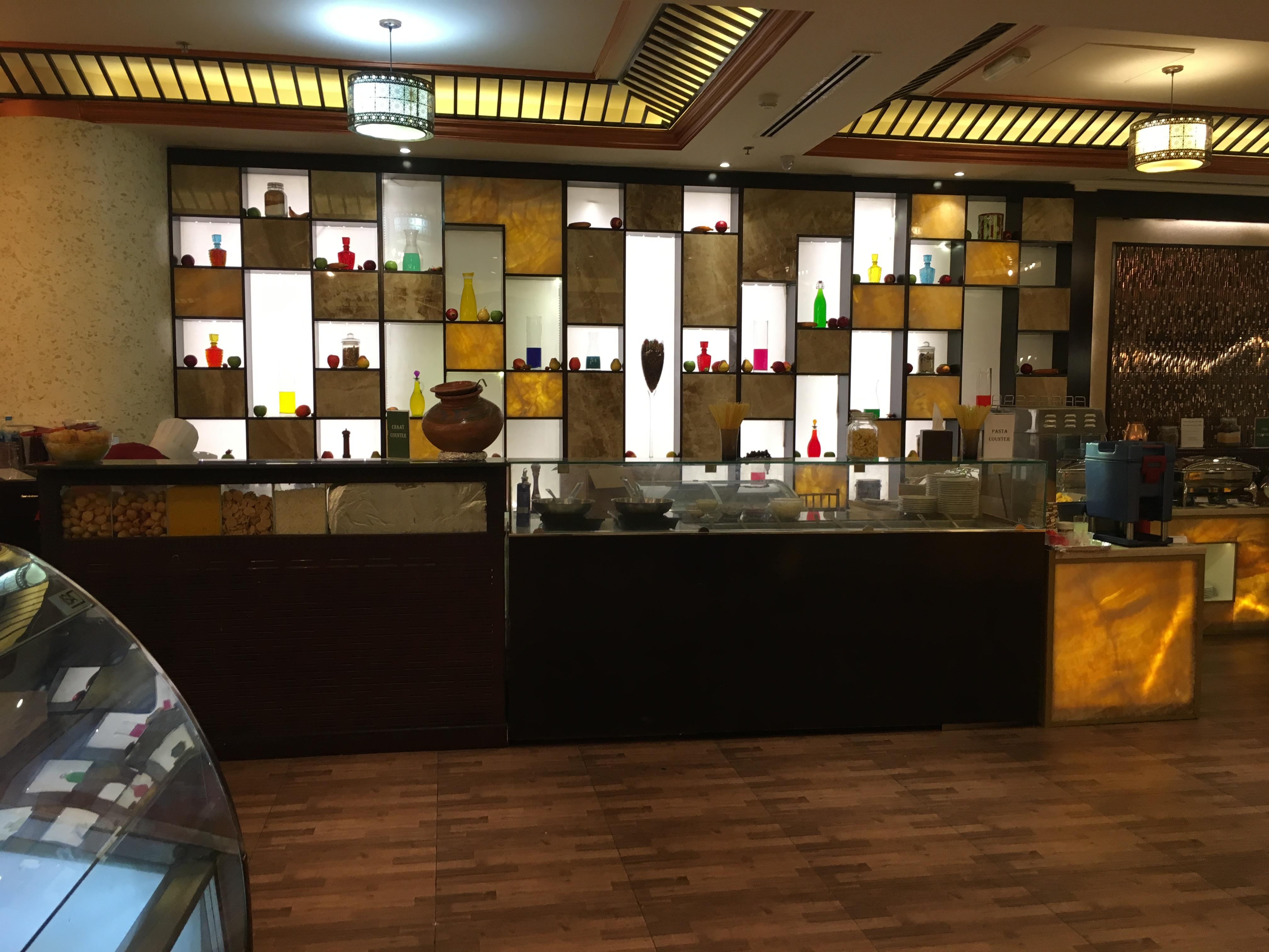 Options by sanjeev kapoor dubai world trade center
